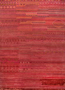artisan-originals-ribbon-red-red-lacquer-rug1112081