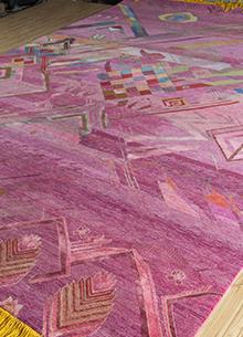 artisan-originals-fuchsia-medieval-blue-rug1114684