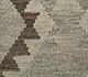 Jaipur Rugs - Flat Weave Wool Beige and Brown AFDW-107 Area Rug Closeupshot - RUG1090873