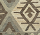 Jaipur Rugs - Flat Weave Wool Ivory AFDW-112 Area Rug Closeupshot - RUG1090876