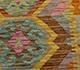Jaipur Rugs - Flat Weave Wool Gold AFDW-135 Area Rug Closeupshot - RUG1090912