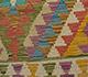 Jaipur Rugs - Flat Weaves Wool Multi AFDW-142 Area Rug Closeupshot - RUG1090904