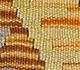 Jaipur Rugs - Flat Weave Wool Red and Orange AFDW-163 Area Rug Closeupshot - RUG1090836