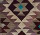 Jaipur Rugs - Flat Weave Wool Beige and Brown AFDW-184 Area Rug Closeupshot - RUG1091031