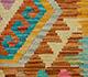 Jaipur Rugs - Flat Weave Wool Multi AFDW-219 Area Rug Closeupshot - RUG1090918