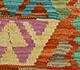 Jaipur Rugs - Flat Weave Wool Multi AFDW-227 Area Rug Closeupshot - RUG1090924
