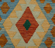 Jaipur Rugs - Flat Weaves Wool Gold AFDW-23 Area Rug Closeupshot - RUG1090883