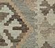 Jaipur Rugs - Flat Weave Wool Beige and Brown AFDW-243 Area Rug Closeupshot - RUG1090931