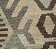 Jaipur Rugs - Flat Weave Wool Beige and Brown AFDW-244 Area Rug Closeupshot - RUG1090932
