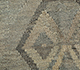 Jaipur Rugs - Flat Weave Wool Ivory AFDW-79 Area Rug Closeupshot - RUG1090955