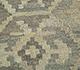 Jaipur Rugs - Flat Weaves Wool Beige and Brown AFDW-97 Area Rug Closeupshot - RUG1090891