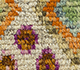 Jaipur Rugs - Hand Knotted Wool Red and Orange AFKW-101 Area Rug Closeupshot - RUG1090779