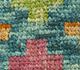 Jaipur Rugs - Hand Knotted Wool Blue AFKW-104 Area Rug Closeupshot - RUG1090757