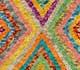 Jaipur Rugs - Hand Knotted Wool Multi AFKW-119 Area Rug Closeupshot - RUG1090768