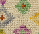 Jaipur Rugs - Hand Knotted Wool Beige and Brown AFKW-12 Area Rug Closeupshot - RUG1090769