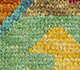 Jaipur Rugs - Hand Knotted Wool Gold AFKW-14 Area Rug Closeupshot - RUG1090787