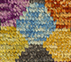Jaipur Rugs - Hand Knotted Wool Multi AFKW-19 Area Rug Closeupshot - RUG1090771