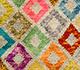 Jaipur Rugs - Hand Knotted Wool Ivory AFKW-91 Area Rug Closeupshot - RUG1090717