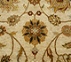 Jaipur Rugs - Hand Knotted Silk Beige and Brown ASL-02 Area Rug Closeupshot - RUG1055642