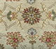 Jaipur Rugs - Hand Knotted Silk Ivory ASL-13 Area Rug Closeupshot - RUG1041926