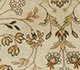 Jaipur Rugs - Hand Knotted Silk Ivory ASL-16 Area Rug Closeupshot - RUG1041930