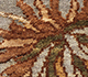 Jaipur Rugs - Hand Knotted Wool and Silk Blue CRA-31 Area Rug Closeupshot - RUG1023170