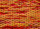 Jaipur Rugs - Flat Weaves Wool Red and Orange CX-2357 Area Rug Closeupshot - RUG1053854