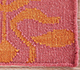 Jaipur Rugs - Flat Weave Wool Pink and Purple DW-108 Area Rug Closeupshot - RUG1038712