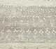 Jaipur Rugs - Hand Knotted Wool and Bamboo Silk Grey and Black ESK-663 Area Rug Closeupshot - RUG1053823