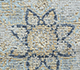 Jaipur Rugs - Hand Knotted Wool and Silk Blue JPL-03 Area Rug Closeupshot - RUG1088173
