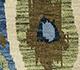 Jaipur Rugs - Hand Knotted Wool Blue LCA-02 Area Rug Closeupshot - RUG1101189