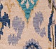 Jaipur Rugs - Hand Knotted Wool Ivory LCA-03 Area Rug Closeupshot - RUG1101170