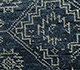 Jaipur Rugs - Hand Knotted Wool Blue LCA-13 Area Rug Closeupshot - RUG1102452