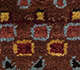 Jaipur Rugs - Hand Knotted Wool Red and Orange LE-55 Area Rug Closeupshot - RUG1083993
