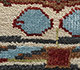 Jaipur Rugs - Hand Knotted Wool and Bamboo Silk Grey and Black LES-391 Area Rug Closeupshot - RUG1091227