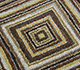 Jaipur Rugs - Hand Knotted Wool and Bamboo Silk Multi LES-429 Area Rug Closeupshot - RUG1093567