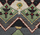 Jaipur Rugs - Hand Knotted Wool & Bamboo Silk Ivory LES-458 Area Rug Closeupshot - RUG1092479