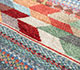 Jaipur Rugs - Hand Knotted Wool and Bamboo Silk Blue LES-472 Area Rug Closeupshot - RUG1093212