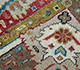 Jaipur Rugs - Hand Knotted Wool and Bamboo Silk Ivory LES-489 Area Rug Closeupshot - RUG1093561