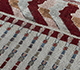Jaipur Rugs - Hand Knotted Wool and Bamboo Silk Ivory LES-518 Area Rug Closeupshot - RUG1093926