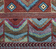 Jaipur Rugs - Hand Knotted Wool and Bamboo Silk Ivory LES-550 Area Rug Closeupshot - RUG1098928