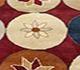 Jaipur Rugs - Hand Tufted Wool Multi LET-1086 Area Rug Closeupshot - RUG1063954