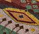 Jaipur Rugs - Hand Knotted Silk Grey and Black LSL-305 Area Rug Closeupshot - RUG1092460