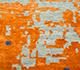 Jaipur Rugs - Hand Knotted Wool and Bamboo Silk Blue LU-9032 Area Rug Closeupshot - RUG1081173