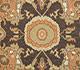 Jaipur Rugs - Hand Knotted Wool Red and Orange MAKT-101 Area Rug Closeupshot - RUG1078178