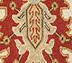 Jaipur Rugs - Hand Knotted Wool Ivory MAKT-16 Area Rug Closeupshot - RUG1025150