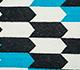 Jaipur Rugs - Flat Weave Cotton Ivory PDCT-114 Area Rug Closeupshot - RUG1091524