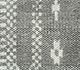 Jaipur Rugs - Flat Weave Cotton Grey and Black PDCT-130 Area Rug Closeupshot - RUG1091624