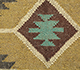 Jaipur Rugs - Flat Weave Jute Red and Orange PDJT-161 Area Rug Closeupshot - RUG1107018
