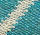Jaipur Rugs - Flat Weave Jute Blue PDJT-99 Area Rug Closeupshot - RUG1086272